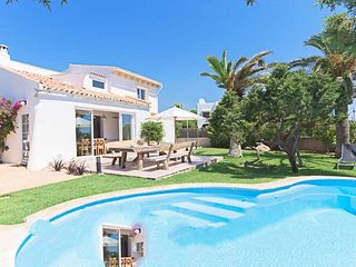 4 bedroom Villa in Cala Serena, Balearic Islands, Spain : ref 5000870