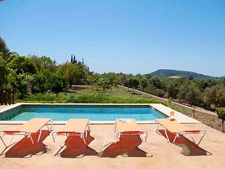 5 bedroom Villa in Cas Concos, Balearic Islands, Spain - 5000786