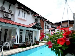 Twinvilla Shah Alam With Private Pool & BBQ
