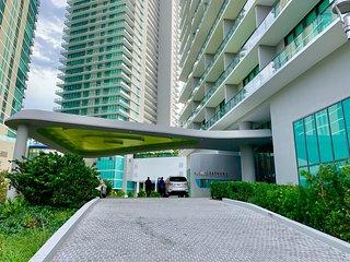 Splendid 3 Bedroom Apartment Paraiso Bay View Miami 1208