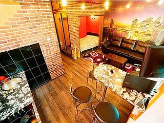 Apartment on Ramanaŭskaja Slabada, 26