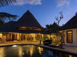 Alang Alang 3BDR Seminyak Villa
