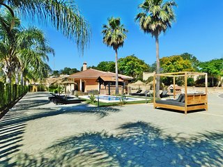 Rancho Las Palmeras, luxury holiday accommodation
