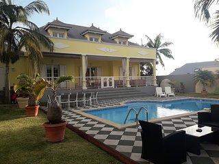 Villa 'La Créole' avec piscine, de 08 à 12 pers.