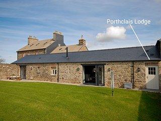 Porthclais Lodge