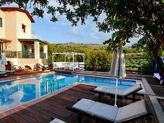 Villa Amvrosia, Armenoi, Crete - 259