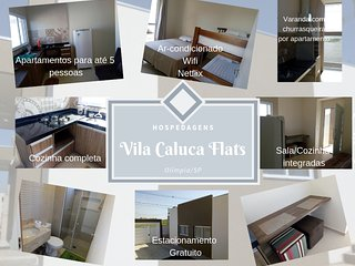 Vila Caluca Flats