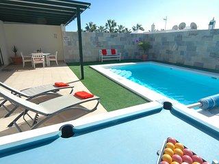 Fantastic villa with air con in matagorda ref LVC311600