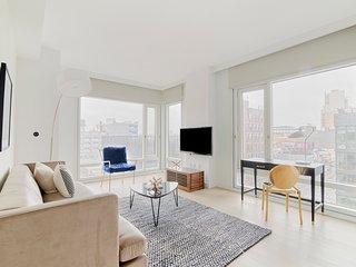 Stunning 1BR in Hell's Kitchen by Sonder