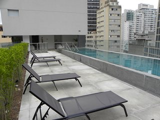 Studio charmoso e moderno no centro de São Paulo