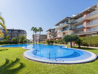 HAPPY  - Apartment for 4 people in Oliva Nova