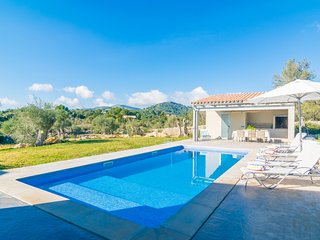 CAN COLOMER FERRAGUT  - Villa for 6 people in Arta