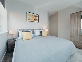 Modern Luxury Ground Floor Apartment in Central Watford