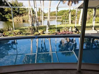 Sarasota Pool Home With Water View!!!