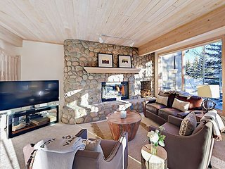 Exclusive Getaway w/ Stunning Mountain Views & Pool, Near Hiking & Skiing