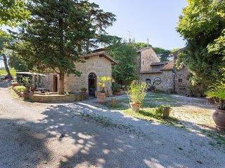 1 bedroom Villa in Luiano, Tuscany, Italy : ref 5693134