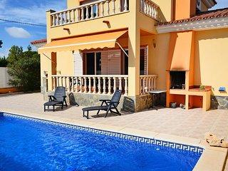 3 bedroom Villa in Las Tres Cales, Catalonia, Spain : ref 5718491