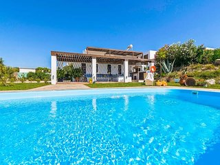 Afantou Villa Sleeps 8 with Pool Air Con and WiFi - 5053341
