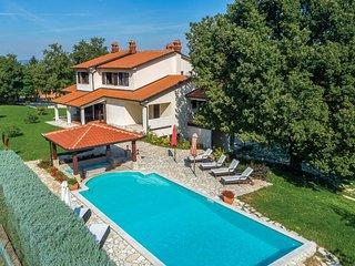 4 bedroom Villa in Kršan, Istria, Croatia : ref 5718757