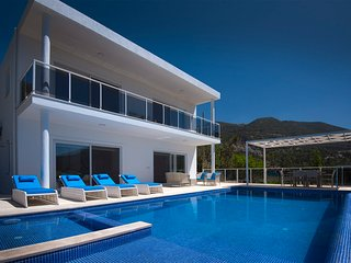 Villa Rudi Luxury Private Rental Villa Turkey With Seaview And Pirvate Pool