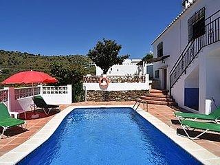 Frigiliana Villa Sleeps 4 with Pool and Air Con - 5717748