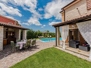 4 bedroom Villa in Štokovci, Istria, Croatia : ref 5718763