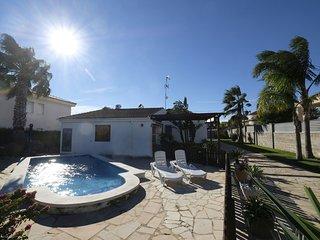 4 bedroom Villa in Las Tres Cales, Catalonia, Spain : ref 5718494