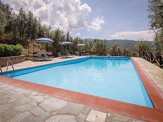 Sant'Enea Villa Sleeps 4 with Pool and WiFi - 5718013