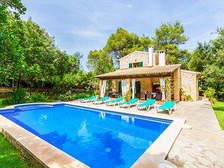 3 bedroom Villa in sa Pobla, Balearic Islands, Spain : ref 5690411