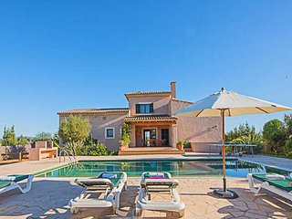 4 bedroom Villa in Campos, Balearic Islands, Spain : ref 5717716