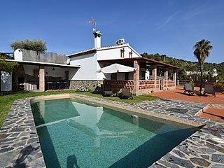 4 bedroom Villa in Frigiliana, Andalusia, Spain - 5717744