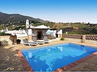 3 bedroom Villa in Frigiliana, Andalusia, Spain - 5717747