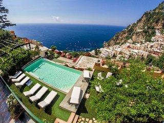 6 bedroom Villa in Positano, Campania, Italy : ref 5717436