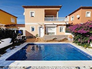 2 bedroom Villa in Las Tres Cales, Catalonia, Spain : ref 5718497