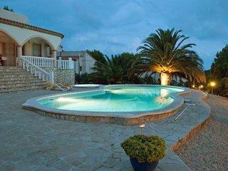 4 bedroom Villa in Las Tres Cales, Catalonia, Spain : ref 5718495