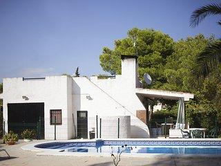 3 bedroom Villa in Las Tres Cales, Catalonia, Spain : ref 5718489