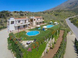 2 bedroom Villa in Agia Paraskevi Rethymnis, Crete, Greece : ref 5718515