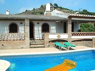 3 bedroom Villa in Frigiliana, Andalusia, Spain - 5717742