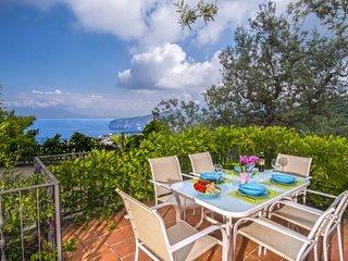 3 bedroom Villa in Sant'Agata sui Due Golfi, Campania, Italy - 5717458
