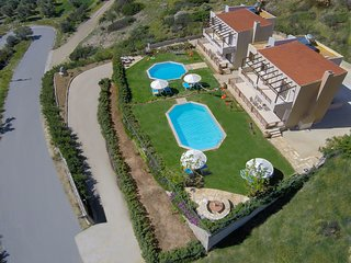 2 bedroom Villa in Agia Paraskevi Rethymnis, Crete, Greece : ref 5718520