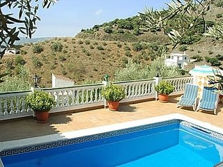 Frigiliana Villa Sleeps 6 with Pool and Air Con - 5717741