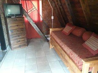 Cabana para 4 personas