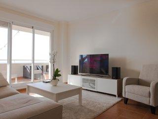 Wonderful apartment with panoramic view