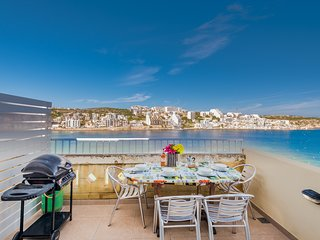 Blue Harbour Penthouse Saint Paul's Bay