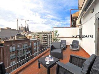BCN Sagrada Familia Penthouse