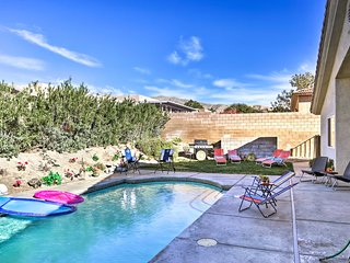 NEW! Desert Hot Springs House w/Private Yard+Pool!