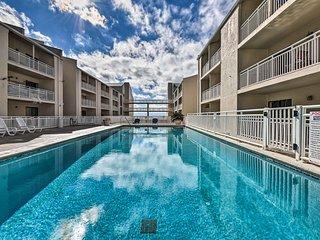 NEW! Orange Beach Condo w/4 Pools - Walk to Beach!