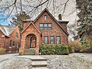 NEW! Charming Detroit Home - 15 Mins to Downtown!