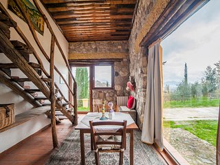 Suite Afrodite stonehouse room in the woods