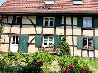 MORTZI, maison 10 personnes, 5 étoiles, piscine, Alsace